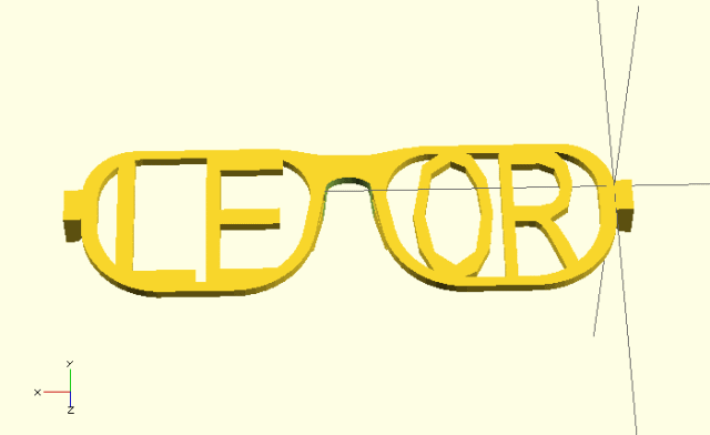 Final Glasses With Text